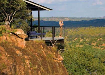 The Outpost Luxury Lodge, Kruger National Park